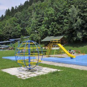 מרכז השחייה Železný Brod