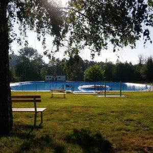 מרכז השחייה Lomnice nad Popelkou